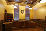 Specialty 1st Place - Richard Wilson - This is a Courtroom